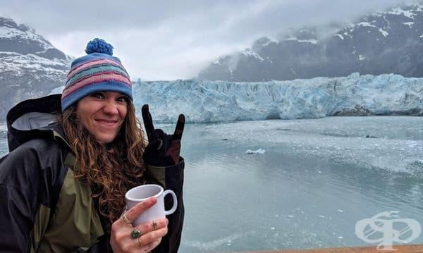 """""""Най-накрая получих мечтаната си работа като парк-рейнджър в Национален парк Glacier Bay, Аляска!"""""""