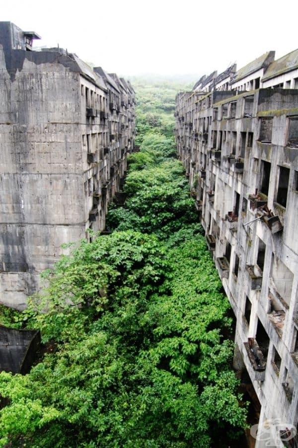 Изоставеният град Киелунг, Тайван.
