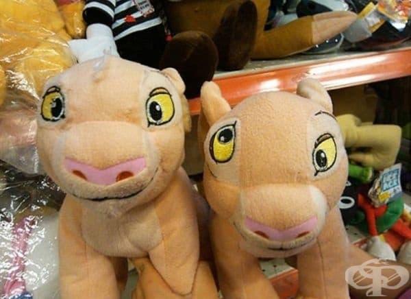Тази играчка изглежда в кондиция