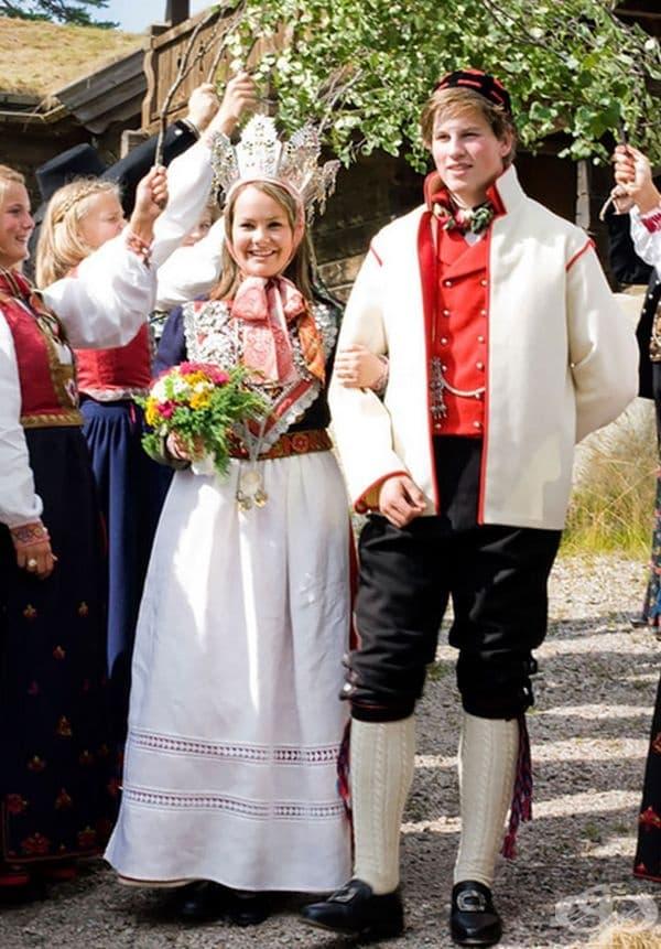 Норвежка сватба