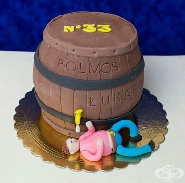 Торта, която повечето хора ще одобрят.