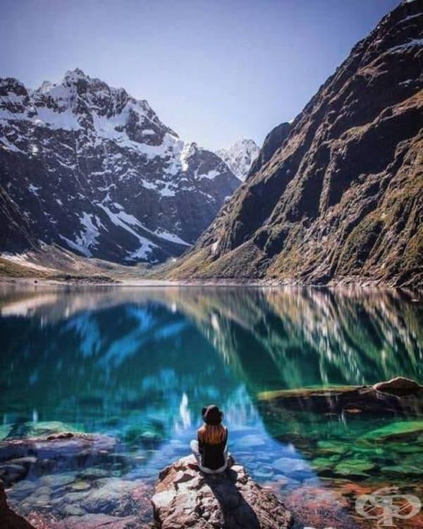Фиордланд, Нова Зеландия