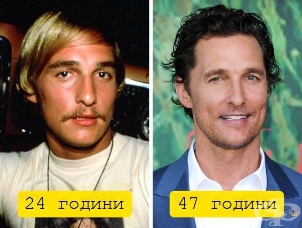Матю Макконъхи