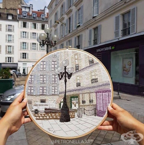 Квартал Сен-Жермен-де-Пре, Париж, Франция