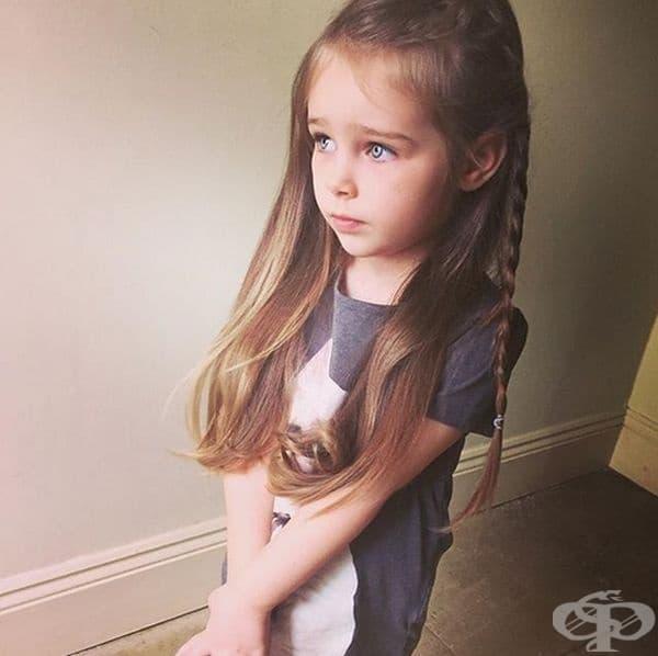 Иифа Бен Фодън, дъщеря на Бен Фодън.