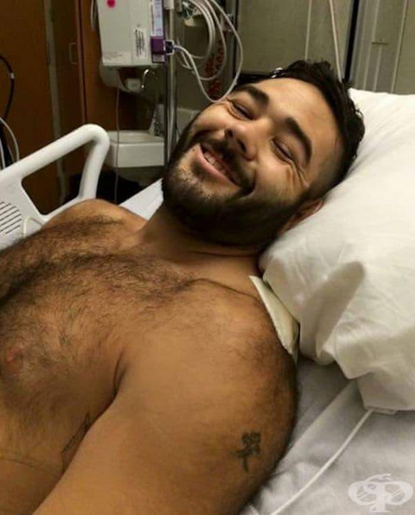 Крис Минт е армейски ветеринарен лекар, който живее в Такома. Той се втурва срещу стрелеца в колежа на Орегон, за да го обезоръжи. Застрелян е 7 пъти, но оцелява.