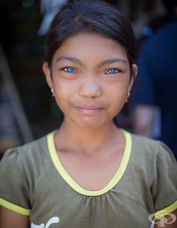 Някои очи винаги ще останат млади.