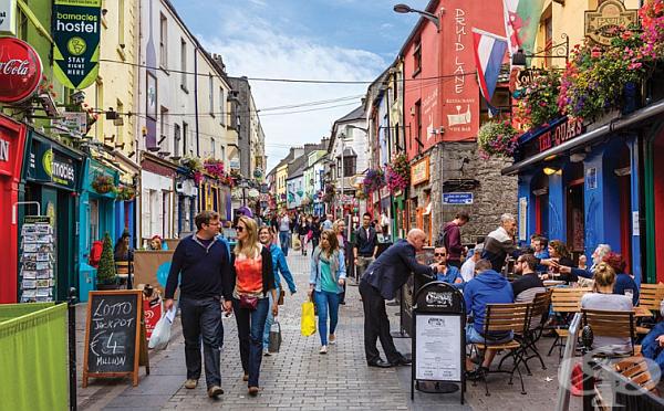 14. Галуей (Ирландия)