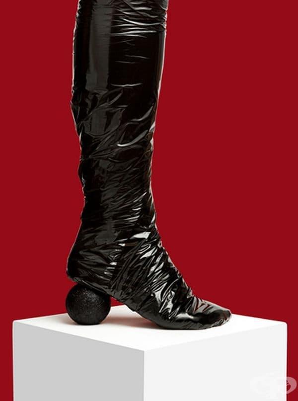 25 интересни и нетрадиционни обувки