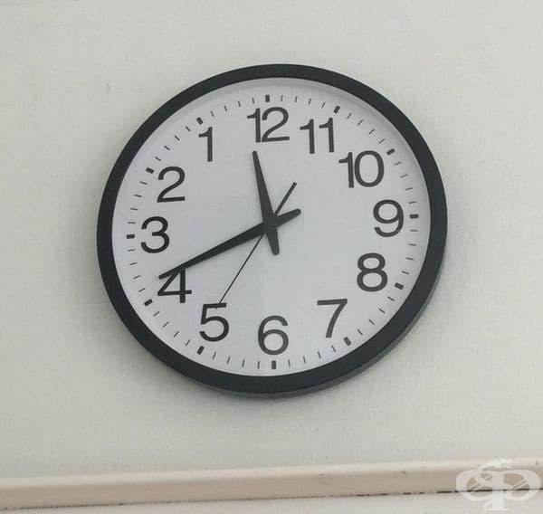 Всъщност, колко е часът?