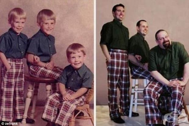 """""""Братството на пътуващите пижами""""."""