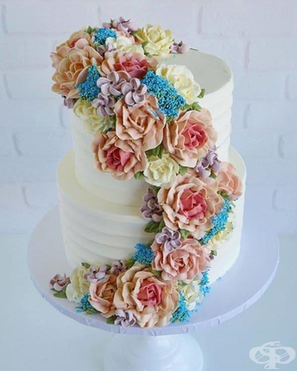 Зашеметяващи торти, които подхождат повече за витрина, отколкото за хладилник