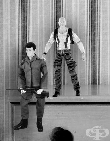 G.I. Joe 1964 г и 2013 г