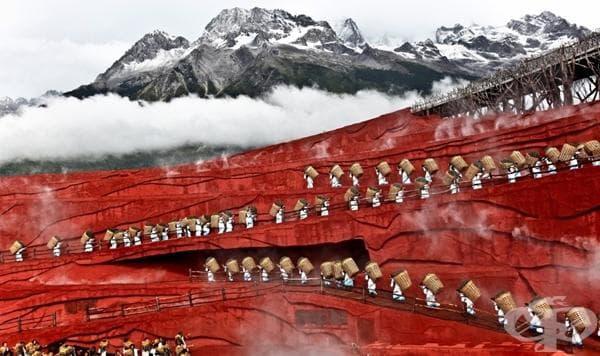 Юнан, Китай