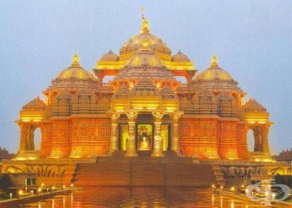 Swaminarayan Akshardham, Ню Делхи