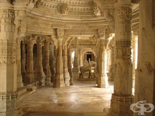 Храм Джаина, Ранакпур