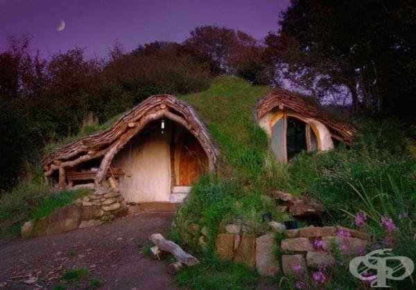 11 невероятни и необичайни домове - изображение