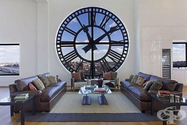 Апартамент в часовниковата кула, Бруклин