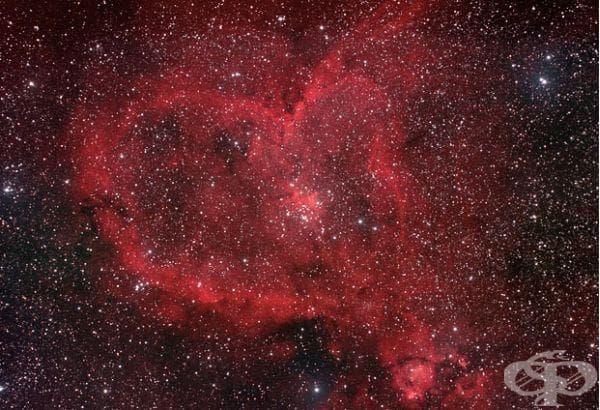 Сърце в космоса