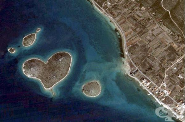 Остров в Адриатическо море