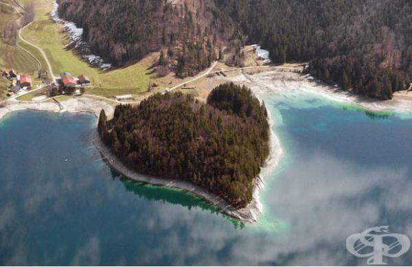 Остров в Германия