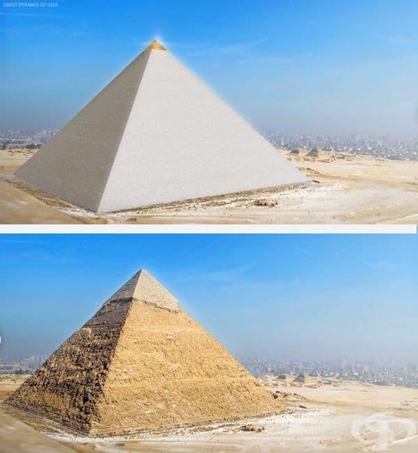 Хеопсова пирамида