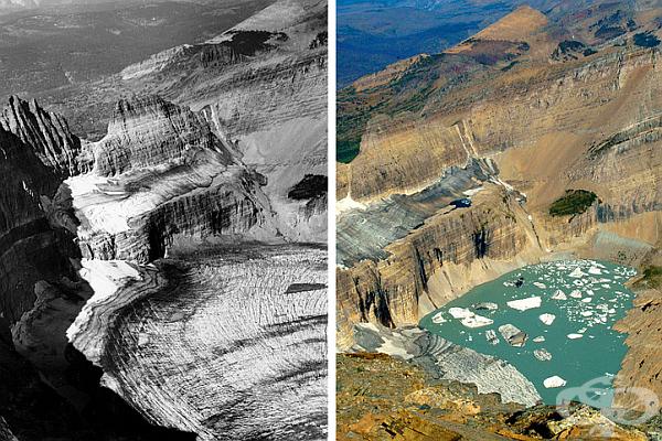 15 снимки доказват, че климатичните промени не са шега - изображение