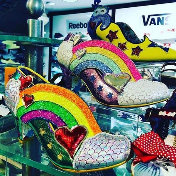 Ако в ежедневието ви липсва цвят и пъстрота, то тези обувки са за вас.