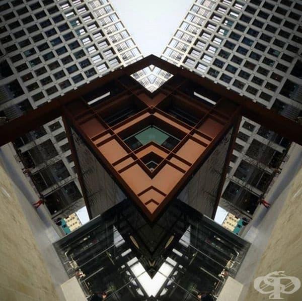 Тази архитектура е много приятна.