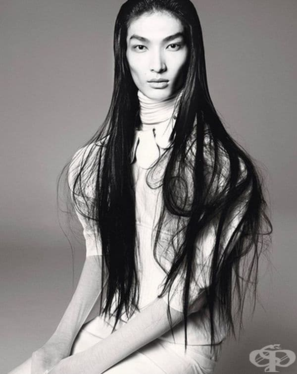 Джангуанг Джанг, модел. Джан е един от онези модели, чийто външен вид не можете да забравите. Той е доста артистичен и прекарва почти 10 години от живота си, изучавайки традиционни китайски танци. Признава, че в ежедневието не се облича по този начин.