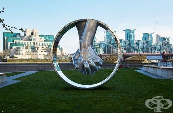 30 впечатляващи скулптури от желязо