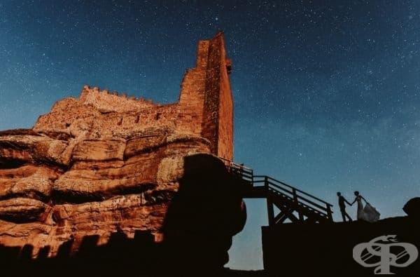 Замък в Испания