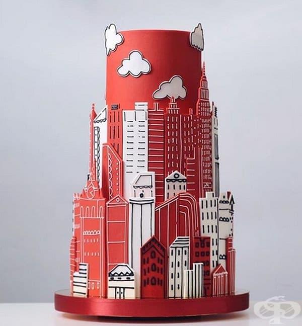 Сладкар създава торти и покорява цял свят с тяхната елегантност