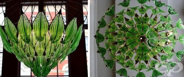 Бионичен полилей, който пречиства въздуха. Това е пример как биотехнологията може да се приложи към ежедневните предмети, които ни заобикалят. Всяко листо е съставено от микроводорасли, стават активни и пречистват въздуха, когато са изложени на светлина.