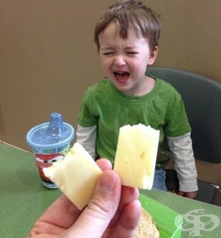 """""""Разделих това парче сирене на две"""""""