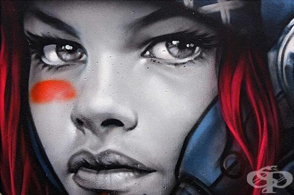 Уникалните произведения на уличния артист Алекс Мак ще ви оставят без думи