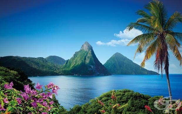 Сейнт Лусия е остров в източната част на Карибите. Известен е с плажовете си, местата за гкуткане, както и невероятно красивите водопади.