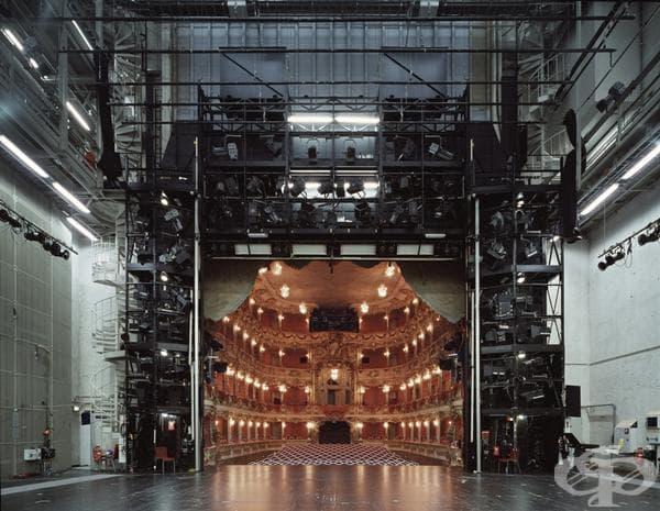 Театър Cuvilli?s в Мюнхен