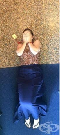 Не знаем къде свършва пода и къде започва момичето