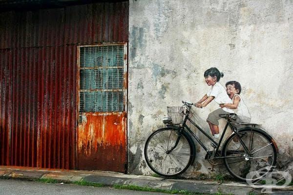 Велосипед, Джордж Таун, Малайзия