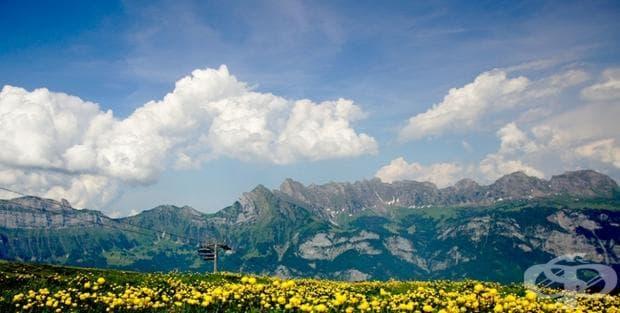 Flumserberg, Швейцария
