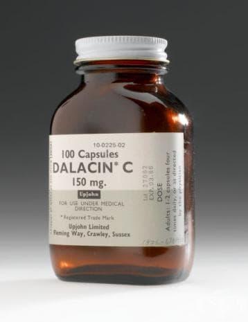 Антибиотици, ползвани през 80-те години на 20 век