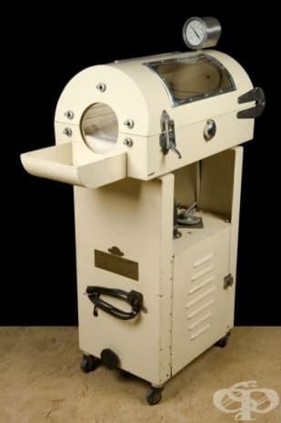 """Този апарат е създаден от английската компания """"Cape Engineering Co., Ltd."""""""