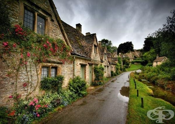 Бибъри, Великобритания