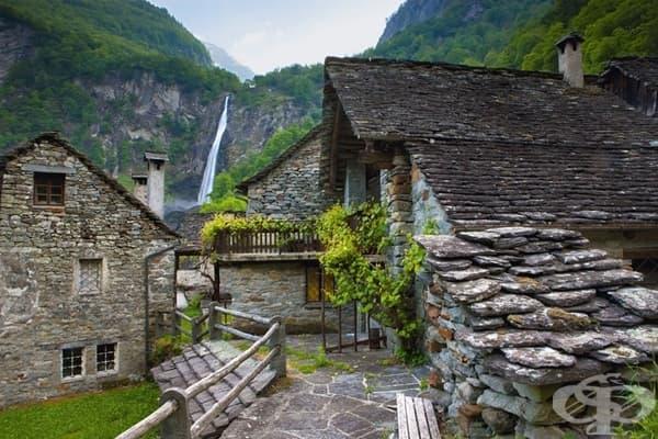 Foroglio, Швейцария