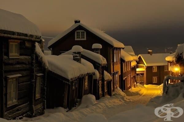 Ророс, Норвегия