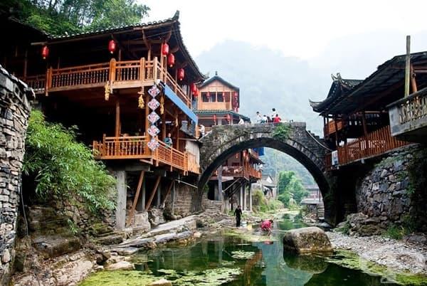 Dehang, Китай