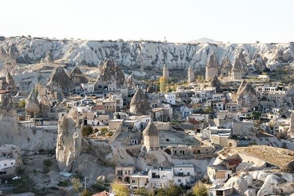 Гьореме, Турция