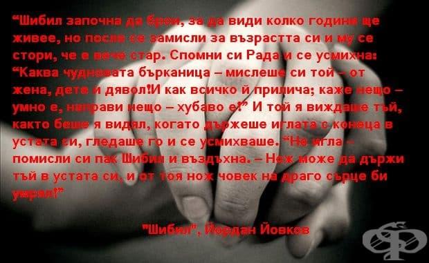 Красиви цитати за любов от български писатели