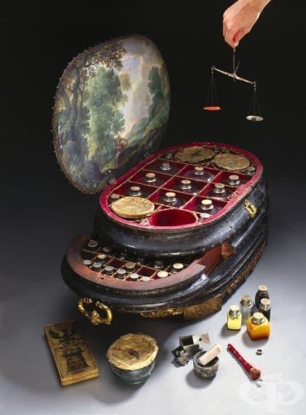 Медицински сандък от 16-ти век